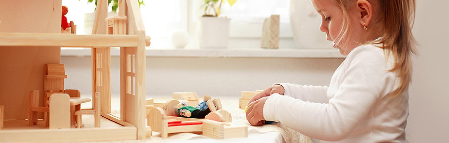 Bir Bebek İçin Bir Yatak Yapmanın Beş Yolu